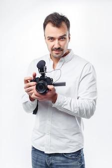 Fotografo giovane