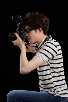 Fotografo professionale