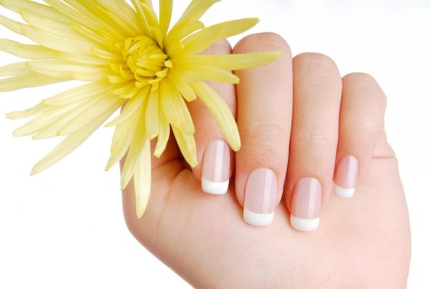 Francia manicure