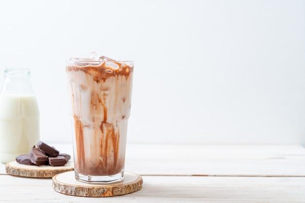 Frappè ghiacciato al cioccolato