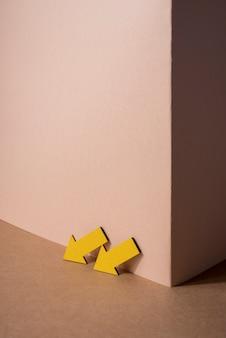 Frecce gialle del fumetto