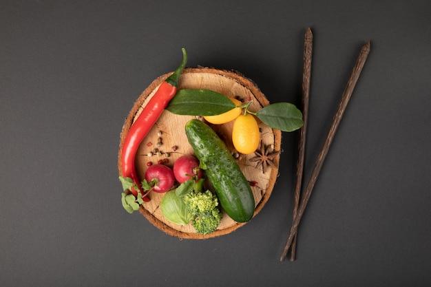 Frutta e verdura varie