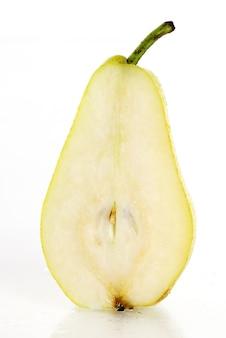 Frutta fresca e umida di pera