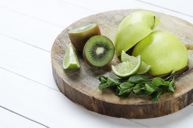Frutti verdi