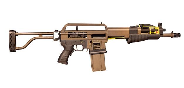 Fucile da combattimento calibro 12 a doppia modalità