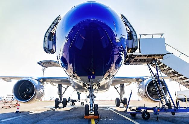 Fueling e controllo finale degli aeromobili prima del volo