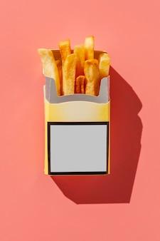 Fumare cattiva abitudine