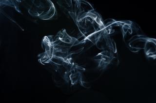 Fumo astratto, fumo
