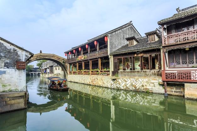 Funzione di sud architettura della città di città turistica