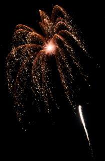 Fuochi d'artificio, 4 °, independenceday