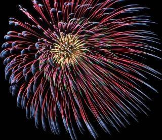 Fuochi d'artificio, 4 °