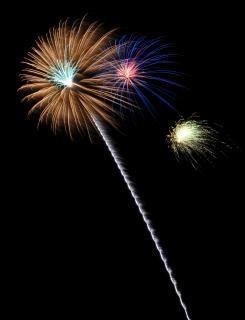 Fuochi d'artificio, fourthofjuly