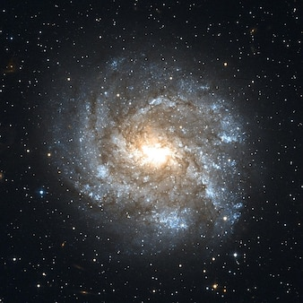 Galassia a spirale barrata ngc