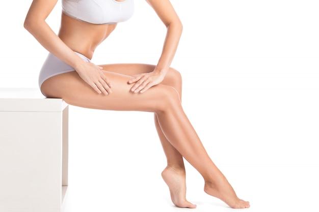 Gambe femminili