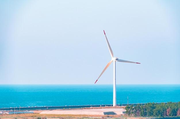 Generatore elettrico a turbina eolica per energia rinnovabile