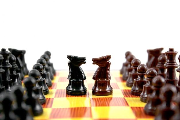 Giocare sport strategia mossa gioco