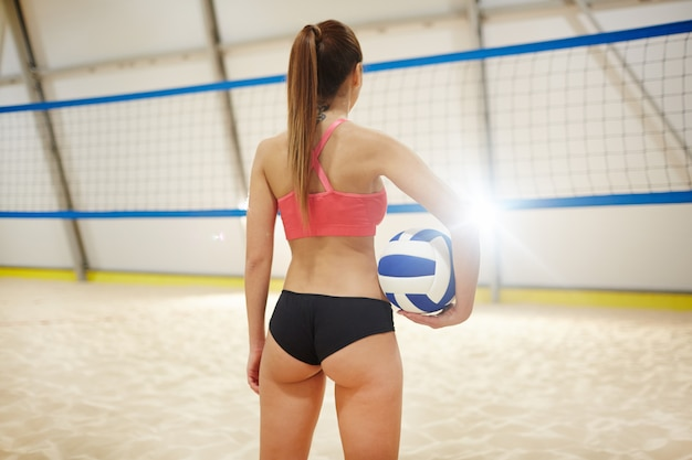 Giocatore di pallavolo