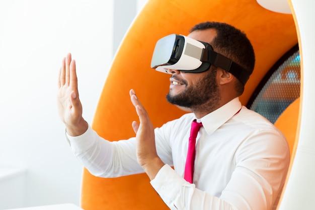 Gioco di realtà virtuale stupefacente