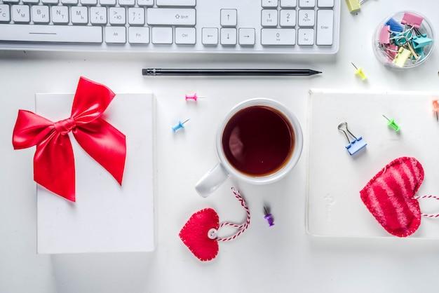 Gioco segreto per ufficio valentine
