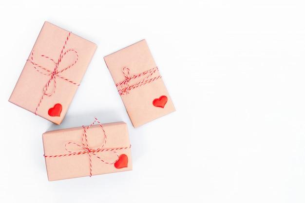 Giorno di san valentino, matrimonio o altre decorazioni natalizie sfondo