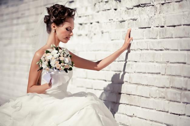 Giovane sposa