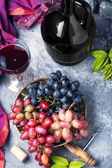 Giovane vino rosso