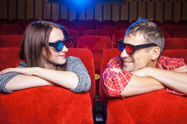 Gli spettatori al cinema