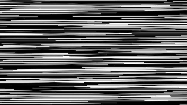 Glitch lines