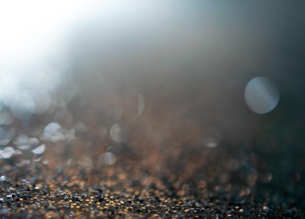 Glitter luci grunge background,