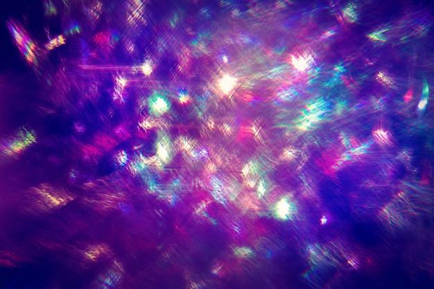 Glitter oro bokeh colorfull offuscata sfondo astratto per anniversario