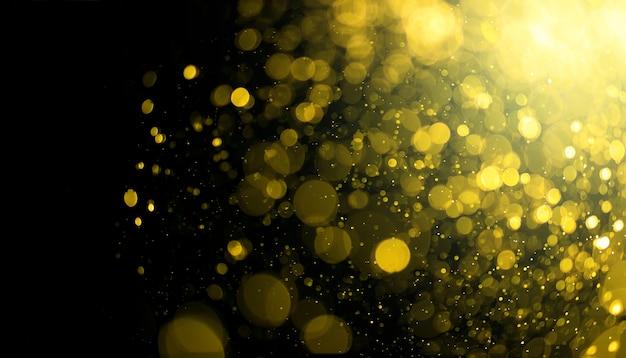 Glitter vintage scintilla luci di sfondo
