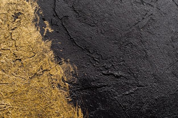 Glitter vista dall'alto con sfondo in ardesia