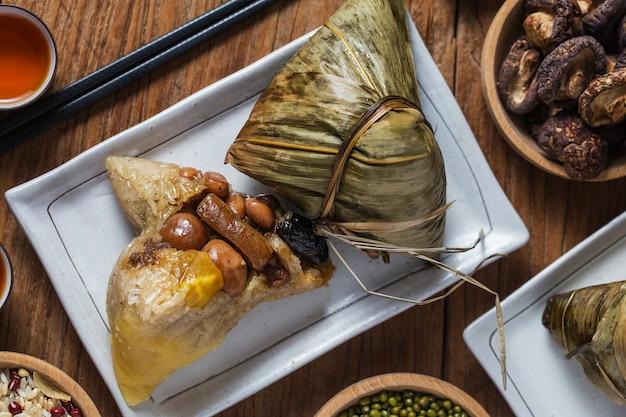 Gnocchi di riso dragon boat festival