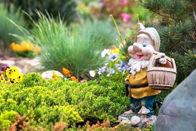 Gnomo da giardino