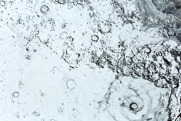 Gocce d'acqua astratte
