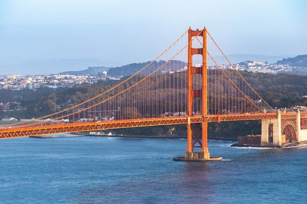 Golden gate bridge di san francisco