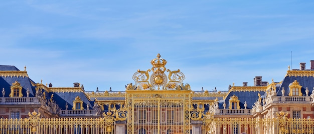Golden gates a versailles