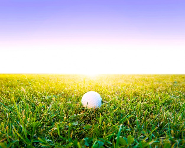 Golf gioco.