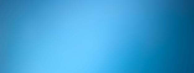 Gradiente di luce blu astratto banner sfondo