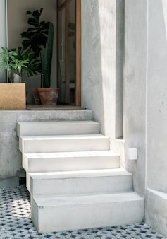Gradino in cemento