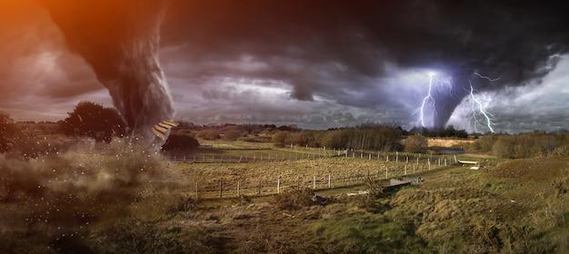 Grande disastro tornado