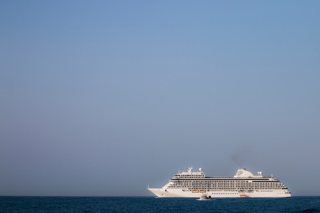 Grande nave da crociera