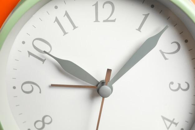 Grande orologio bello come, spazio per il testo