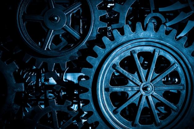 Grandi ruote dentate nel motore