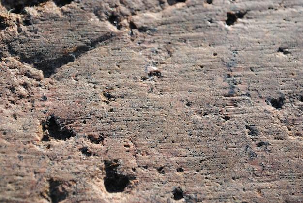Granito. design in granito colorato. priorità bassa di pietra della roccia ignea del granito chiazzato. arhitectural usato.