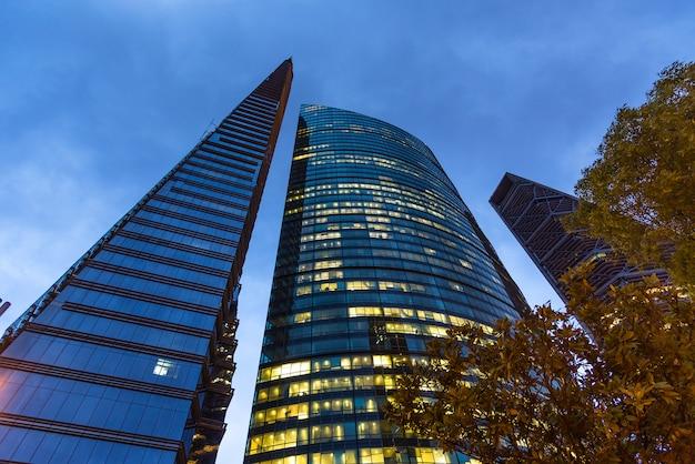 Grattacieli di città del messico