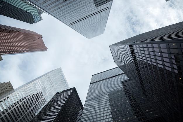 Grattacieli in canada