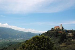 Grecia, zante paesaggio, colline