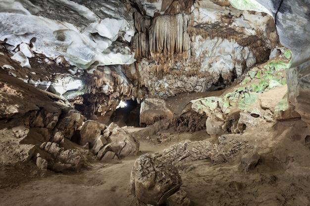 Grotta di chiang dao