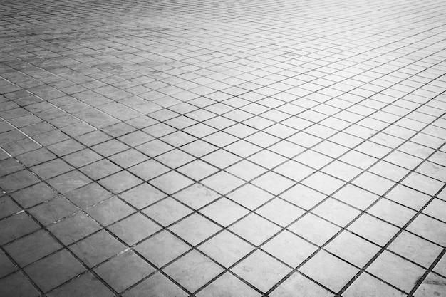 Grunge pavimenti di piastrelle e quadrato struttura di forma e sfondo